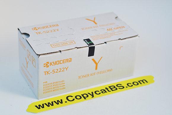 Kyocera TK-5222 New YellowToner Cartridge