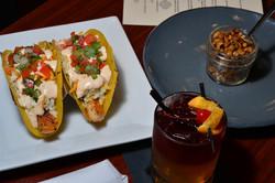 Chicken Tacos w/ N.Y. Sour