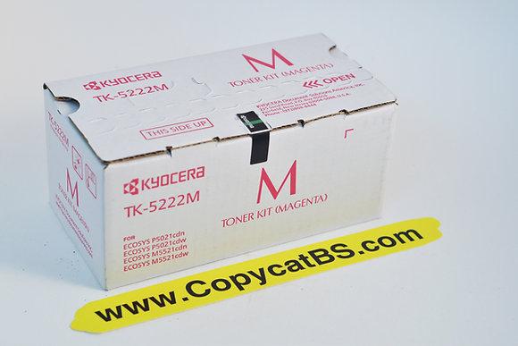 Kyocera TK-5222 New MagentaToner Cartridge