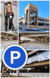 Parking in Pottsville, PA