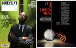 Blueprint Magazine, November 2012.
