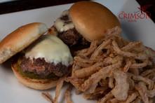Classic Burger Sliders