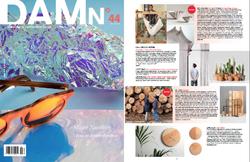 DAMn Magazine, May / June 2014.