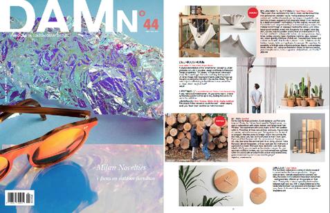 Damn Magazine (Belgium)