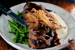 10oz. New York Strip Steak