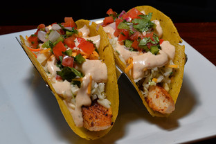 Crimson Chicken Tacos