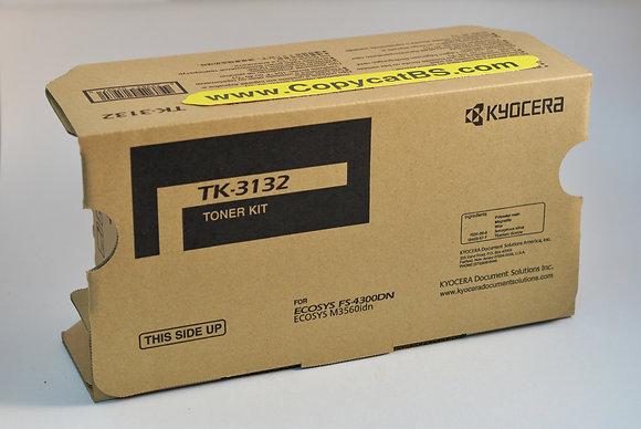 Kyocera TK-3132 New Black Toner Cartridge