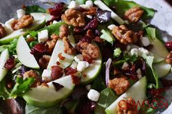 Autumn Apple Salad