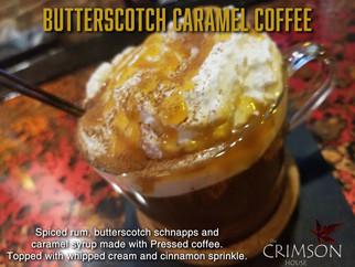 Butterscotch Caramel Coffee