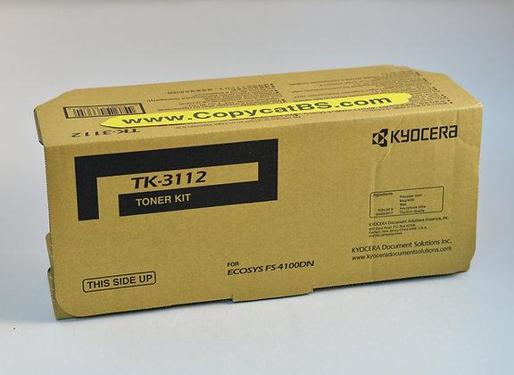 Kyocera TK-3112 New Black Toner Cartridge