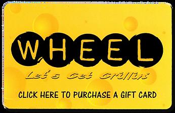 wheel restaurant gift card pottsville, pa tamaqua, pa