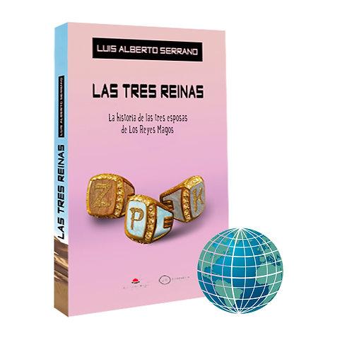 Novela LAS TRES REINAS (Envío fuera de España)
