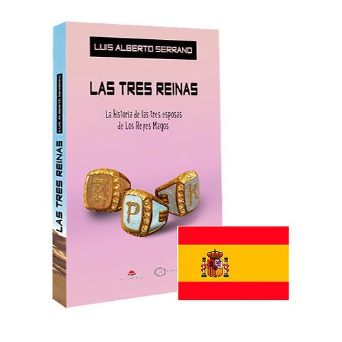 Copia de Novela LAS TRES REINAS (Envío dentro de España)