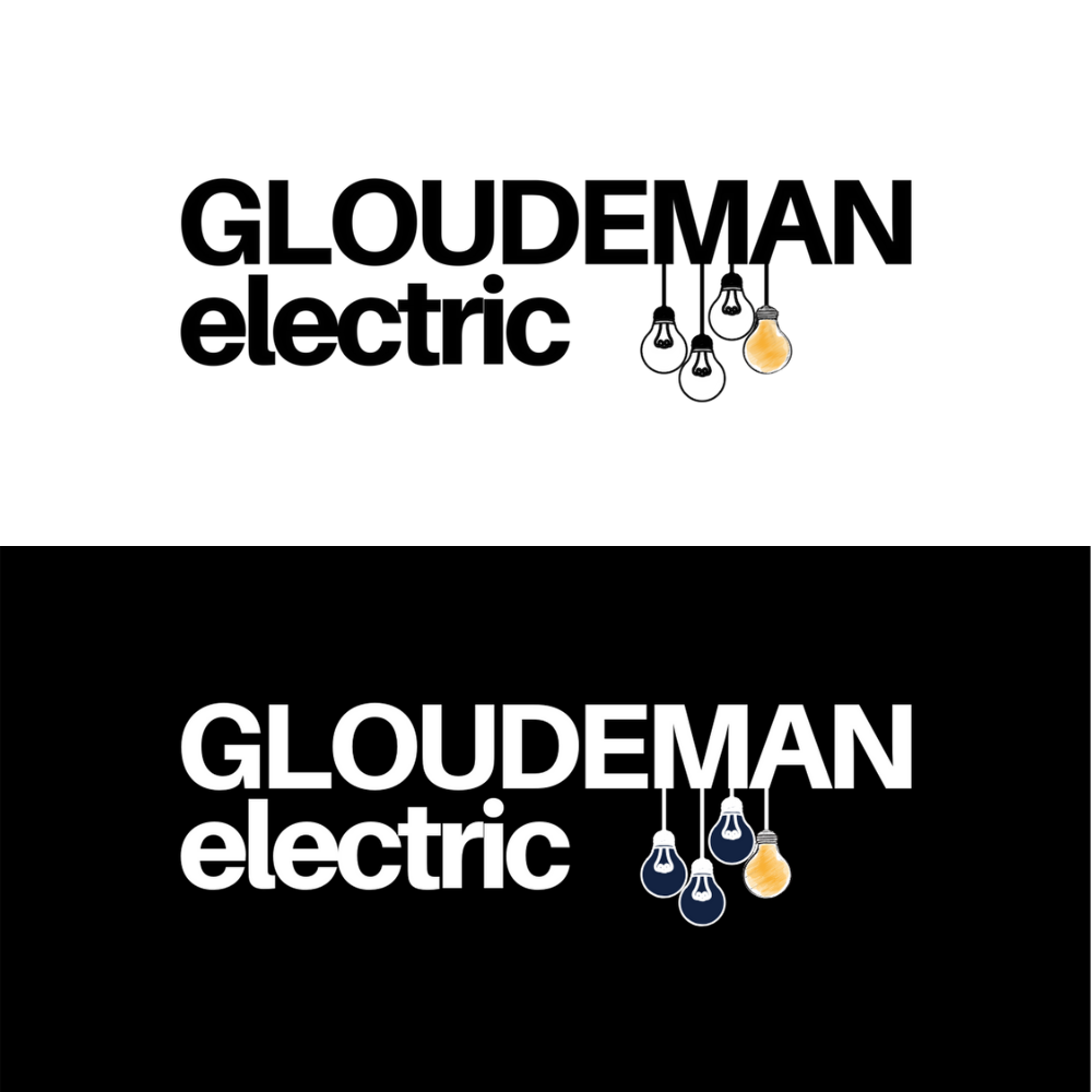 Gloudeman Electric logos