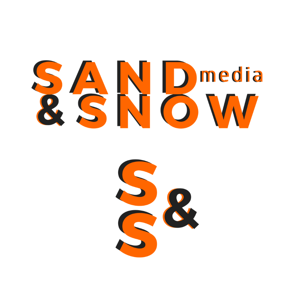 Sand and Snow Logo
