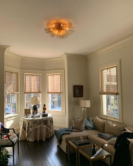 Designer living room light