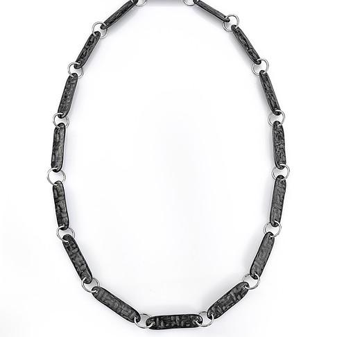 Moon Shadow - Necklace #1