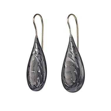 Moon Shadow - Earrings #1