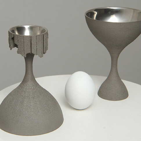 Egg Cup Wine Goblet
