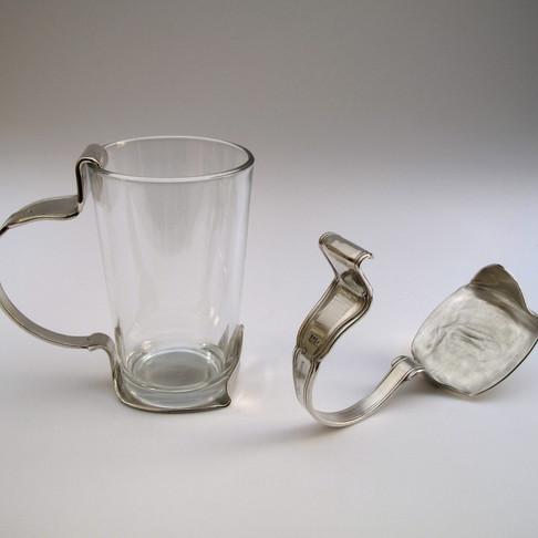 Spoon Glass Holder