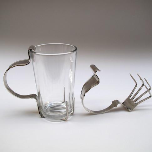 Fork Glass Holder