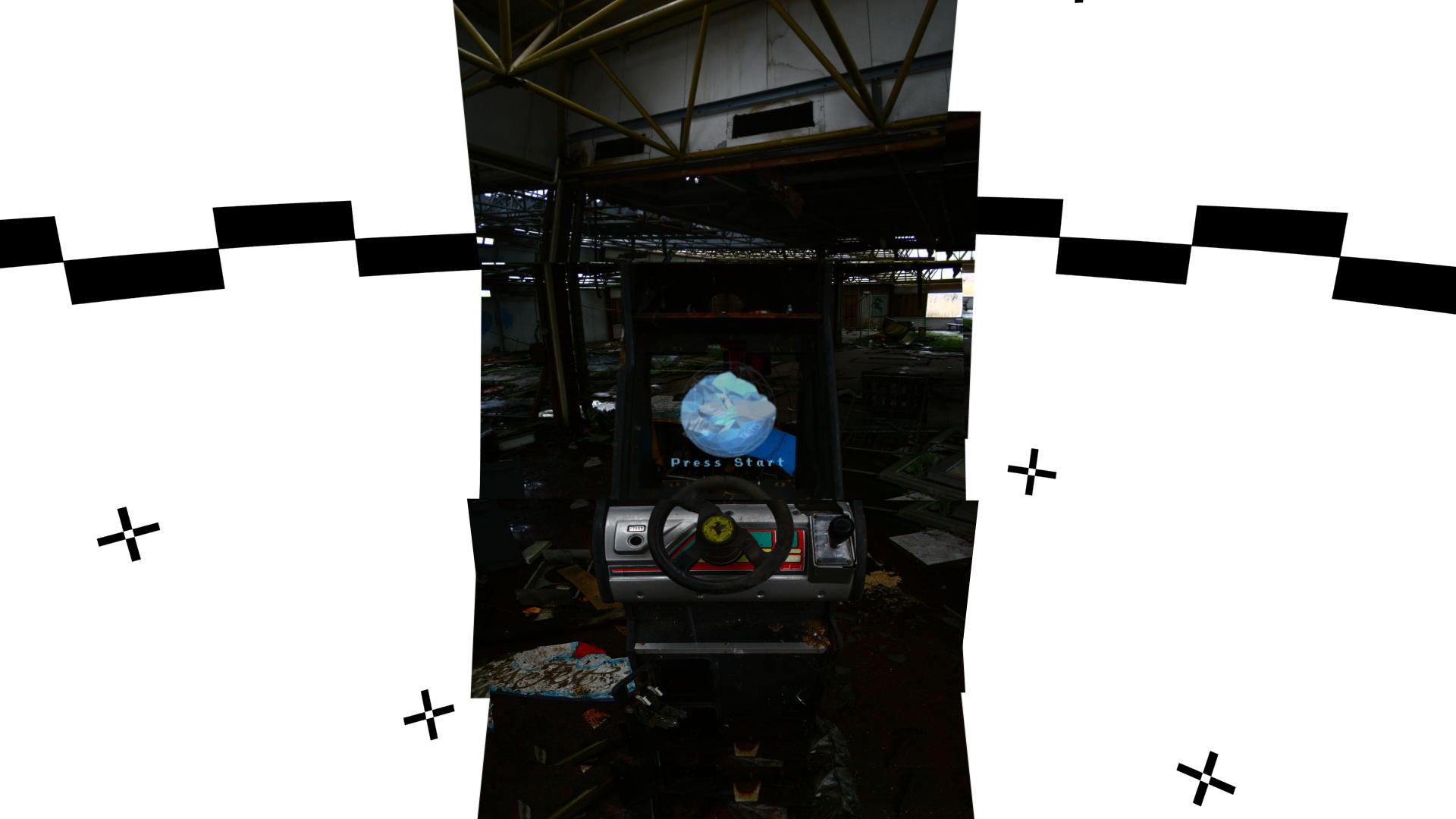 Abandoned Arcade, Spree Park