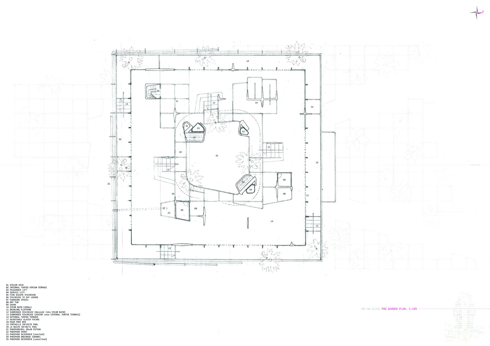 Fog Garden Plan