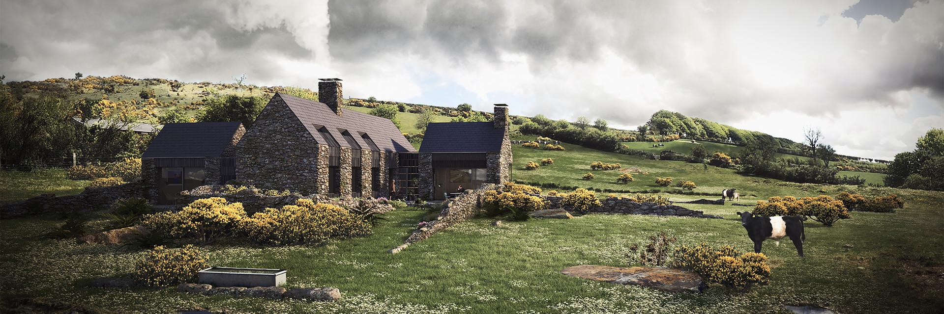 Dartmoor Farmstead
