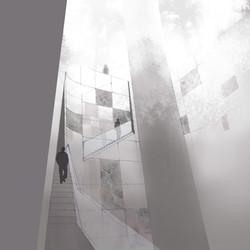 Atrium by day