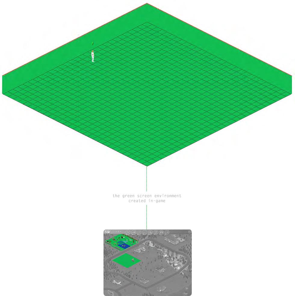 Green Screen Environment