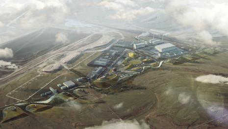 Ferexpo Yeristovo Mine