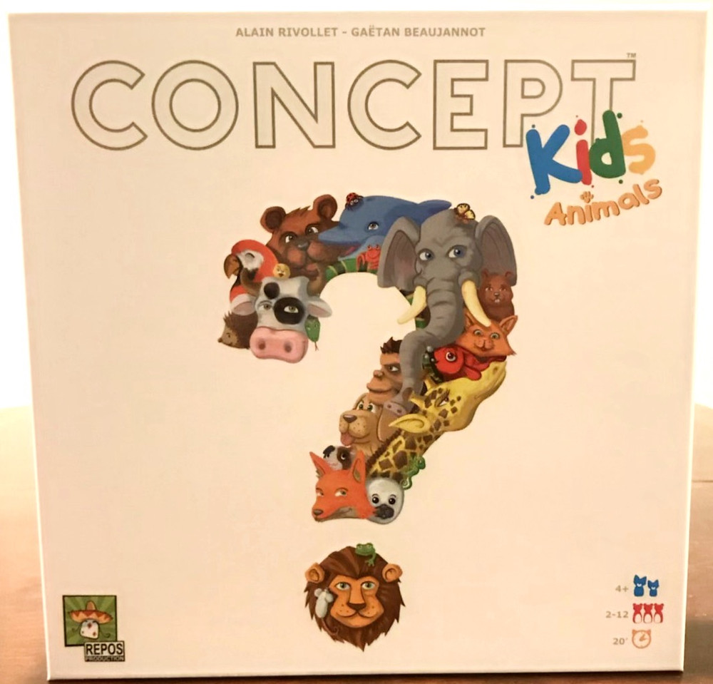 Concept Kids: Animals science game