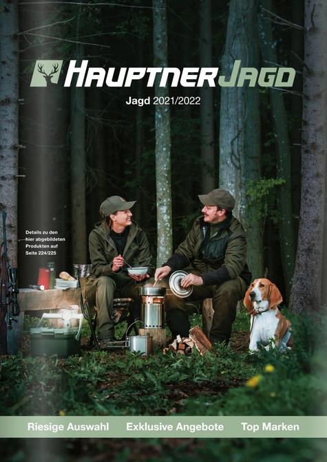 Hauptner Jagd Katalog 2020/2021