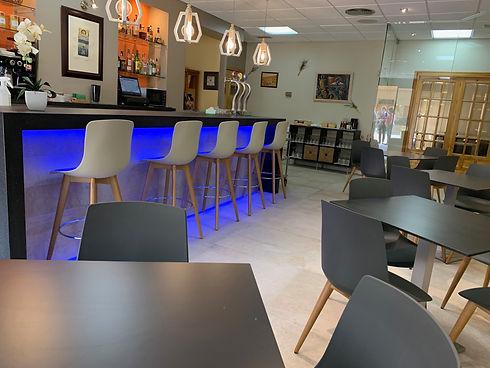Cafetería Hotel Castellote