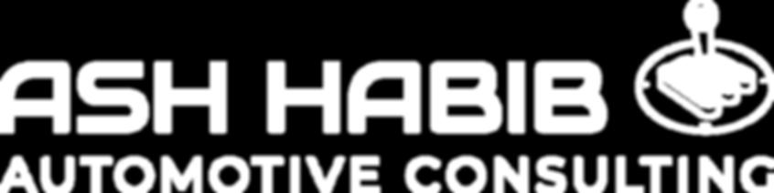 Ash Habib Automotive Consulting