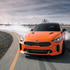 From Kia to Cool: The 2020 Stinger GTS