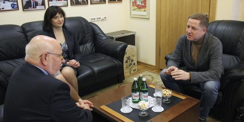 Состоялась встреча с Советником Президента РФ