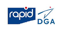 Logo Rapid DGA Ministère des armées