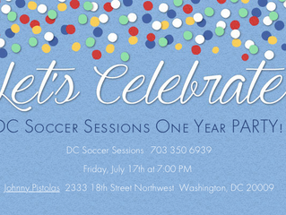 DCSS 1 Year Party and End of Summer Happy Hour!