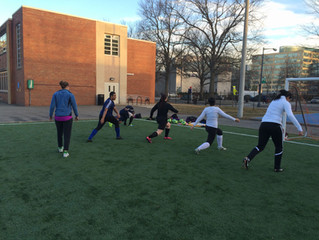 Soccer Fitness- A Week of Workouts!