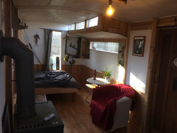 Zirkuswagen Innen I KMS Tiny House