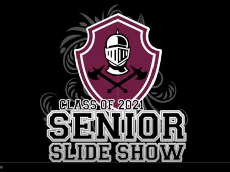 Senior Slideshow 2021