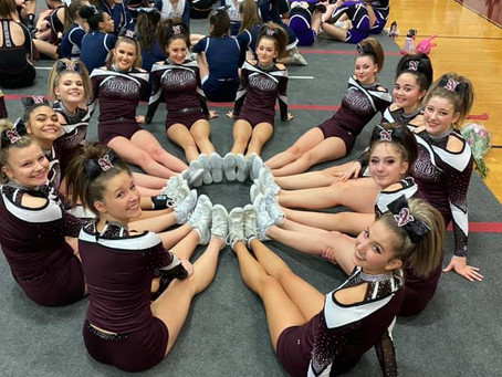 NOBLE CHEERING - STATES