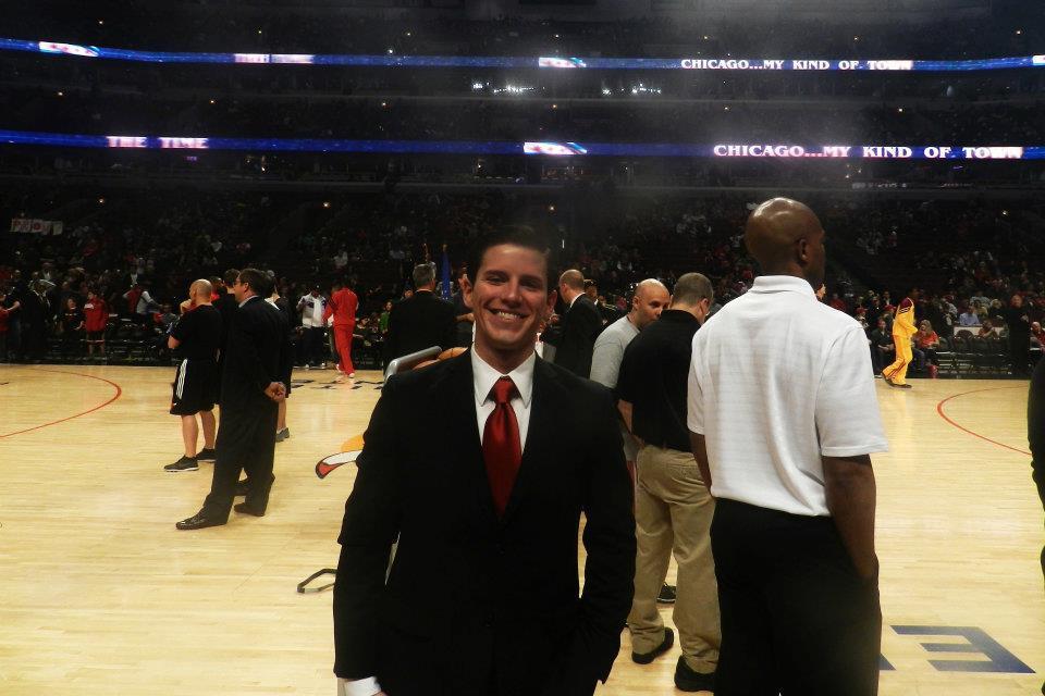 Chicago Bulls National Anthem