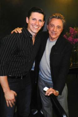 Me and Frankie Valli