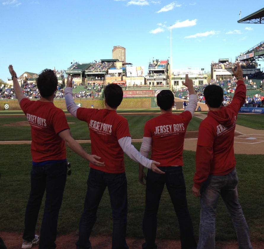 Chicago Cubs National Anthem