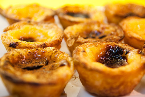 Mini Pastel de Nata Box