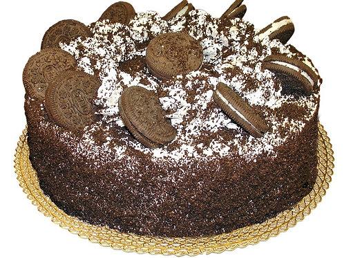 Chocolate Oreo Kuchen