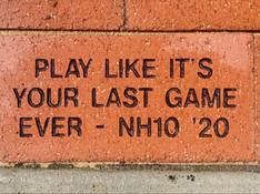 US Lacrosse Brick