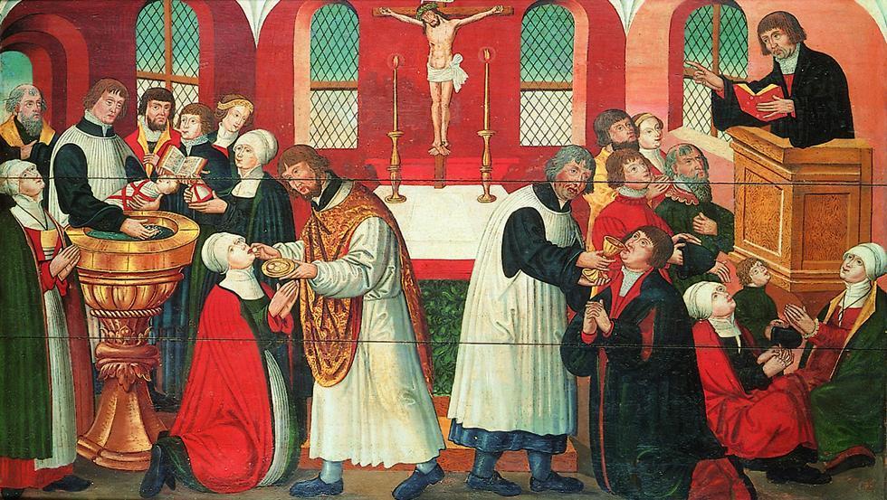 Lutheran Mass Denmark
